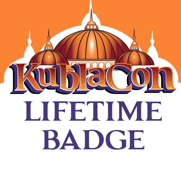 Lifetime Badge
