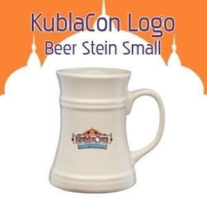 KublaCon Beer Stein Small