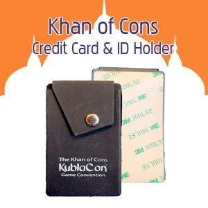 Credit Card & ID Holder